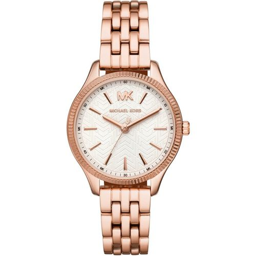 Michael Kors orologio donna Lexington. In acciaio inossidabile rose gold  MK6641